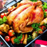 Christmas Dinner – The Main Event – Cooking the Turkey