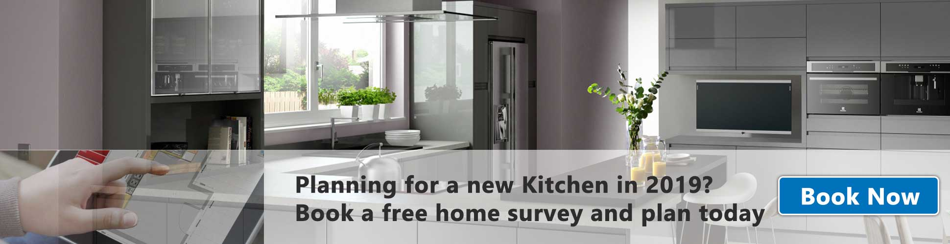 Canoock Kitchens - Book Survey