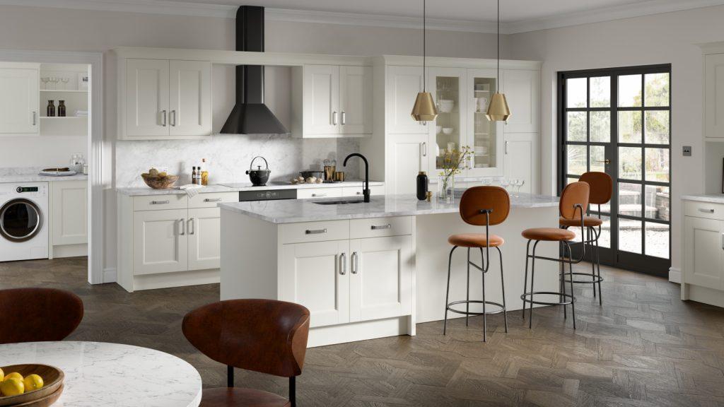 Chiipendale Abbey Kitchen1