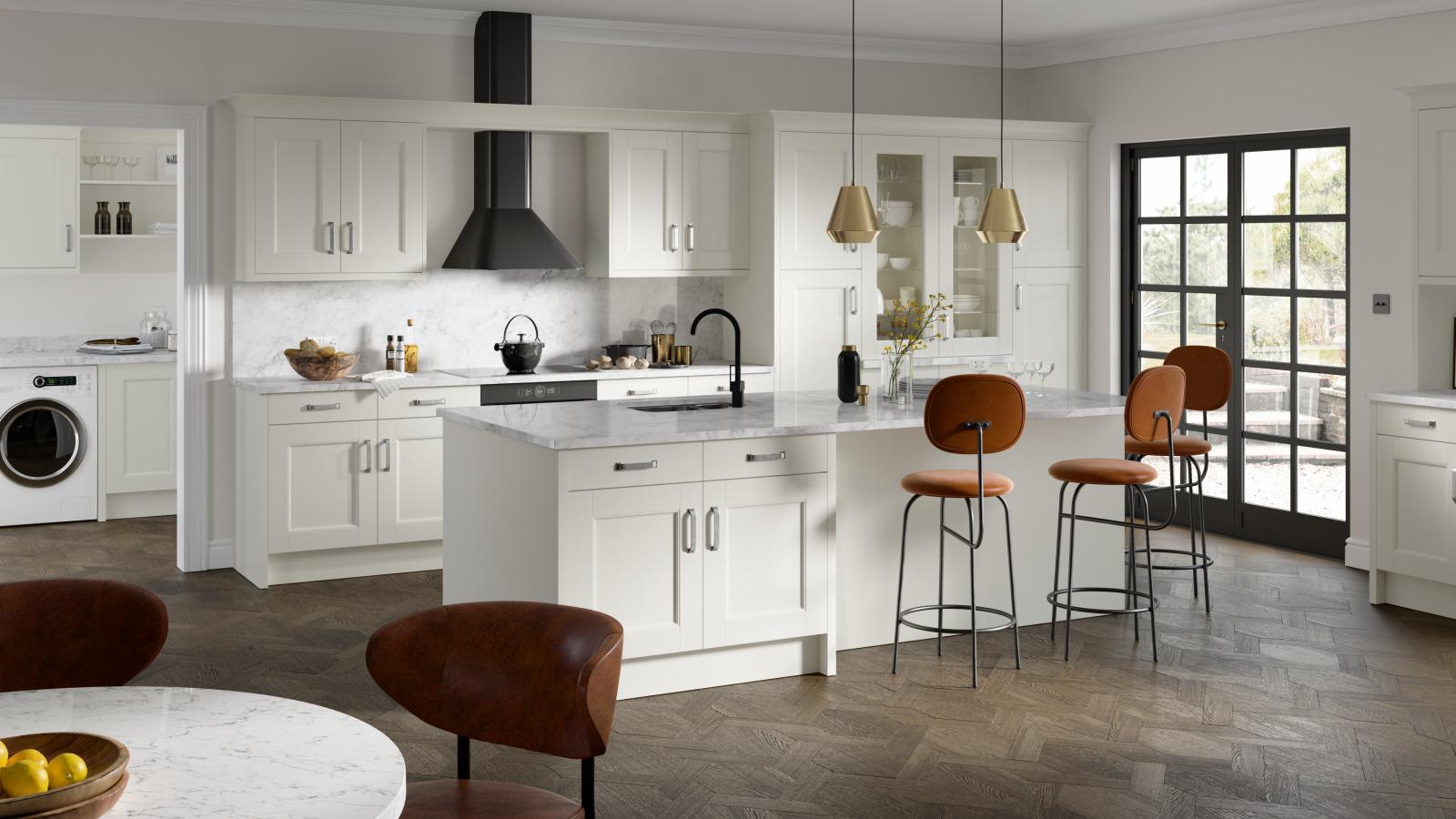 Chiipendale Abbey Kitchen