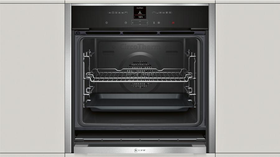 Neff N70 Single Oven B57CR22N0B-2
